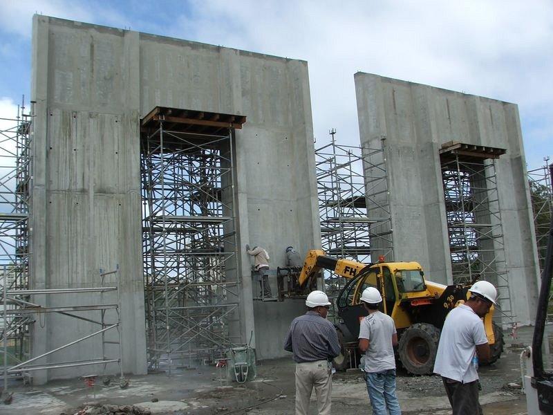 Beton sechage trendy gl events bepositive consolide ses digues avec with beton sechage best - Temps de sechage dalle beton pour marcher dessus ...